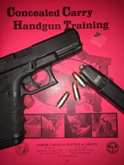 Concealed Carry Class Wilson, NC